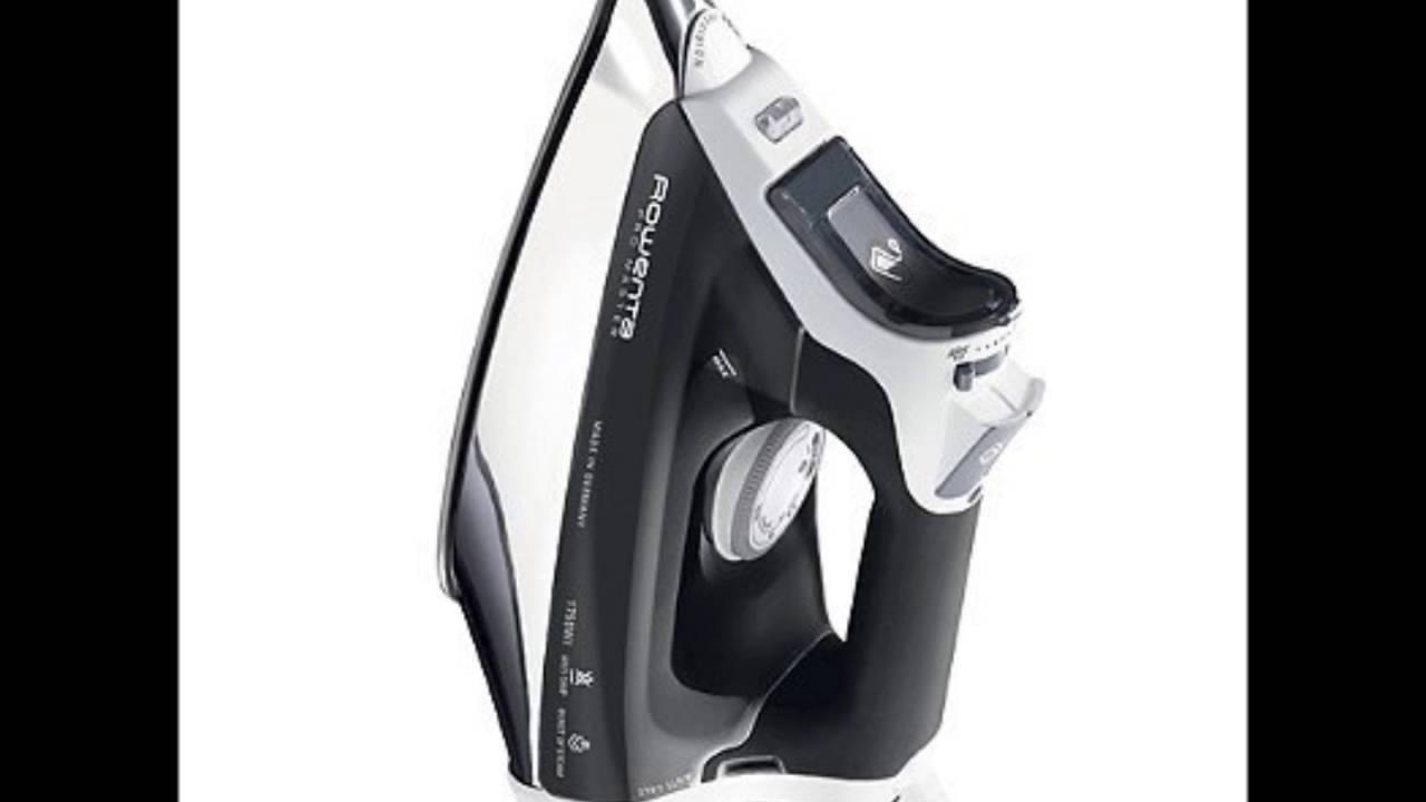 Rowenta dw8183 pro master iron watch rowenta garment for Rowenta pro master iron mercedes benz