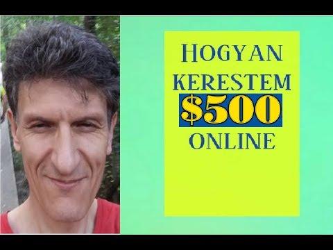 reális-e pénzt keresni az internetes lehetőségeken?