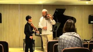Masterclass with Dmitry Sitkovetsky (Violin)