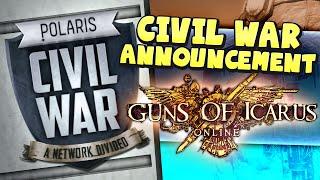 Polaris Civil War - GAME 2 ANNOUNCEMENT