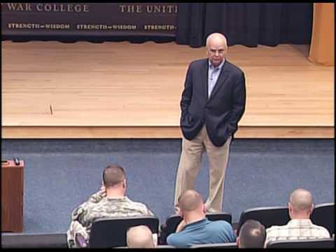Retired Gen. Michael Hayden, former Director of the NSA,  and Director of the CIA