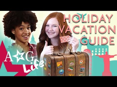 Holiday Vacation Guide: Friendsgiving & Travel Hacks | #TeamAGLife Ep. 56 | American Girl