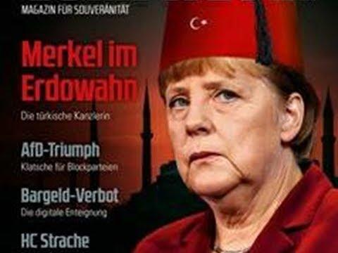 Меркель 'наелась' беженцами