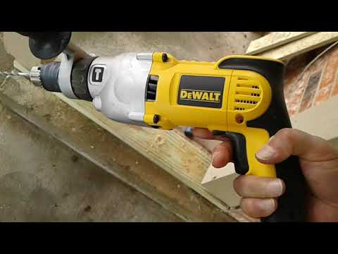 Dewalt Hammer Drill Review