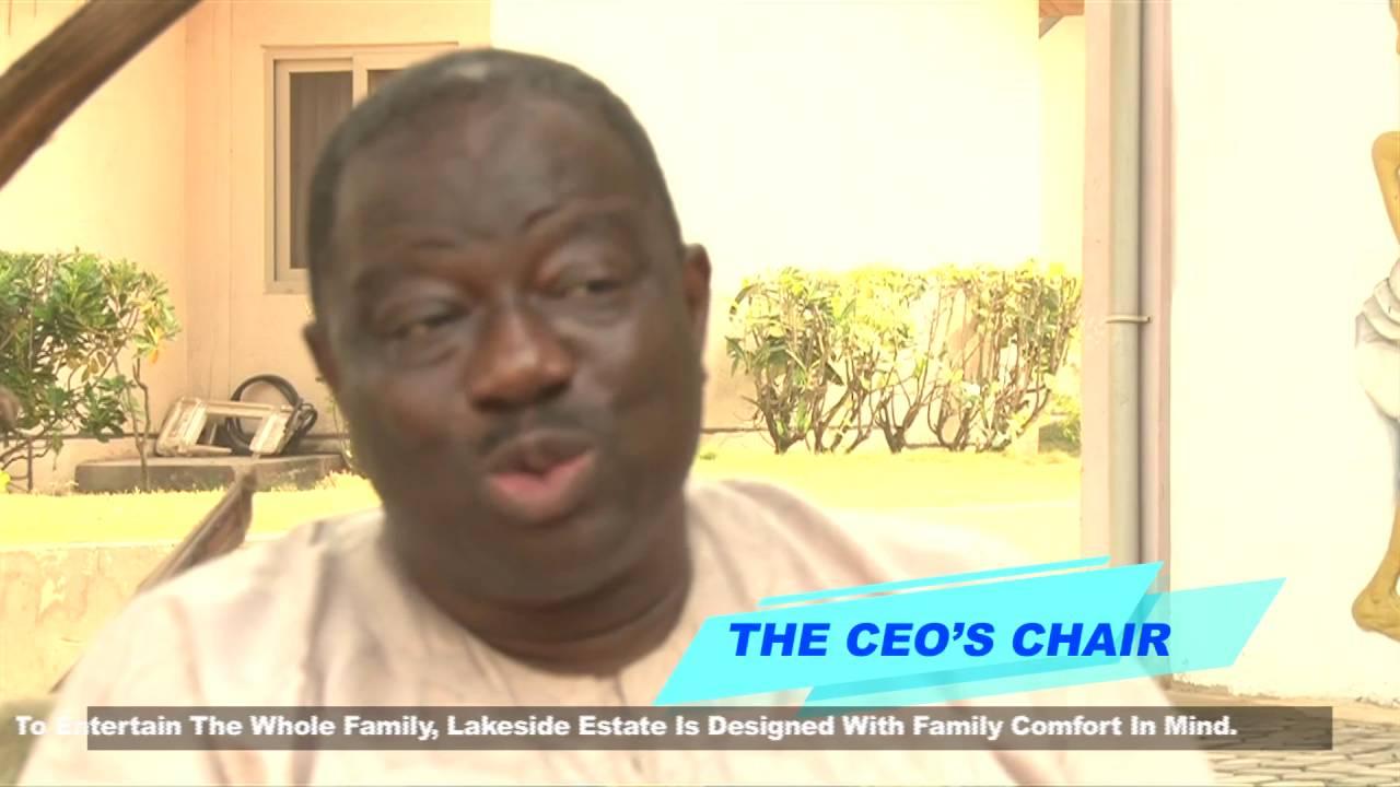 Dr Seth Adjei Baah of Shaaba Group Ltd