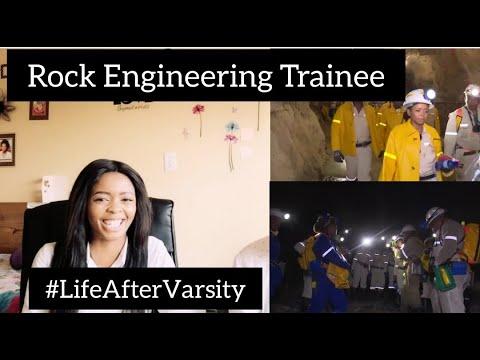Rock Engineering Trainee | Life After Varsity | Lintle Tsoake | SA Youtuber