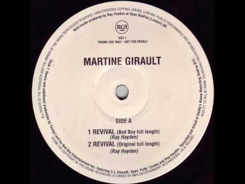 Martine Girault – Revival (Bad Boy Full Length)
