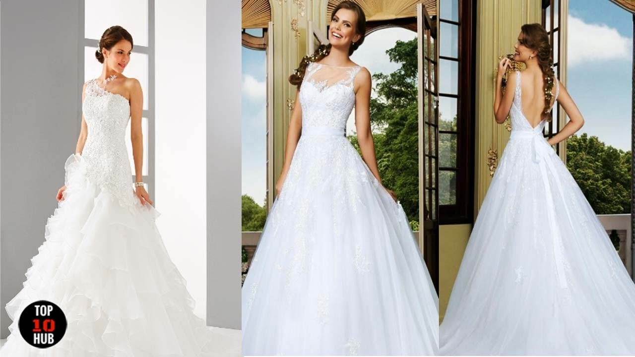 expensive wedding dresses top 10 most expensive wedding dresses 3953