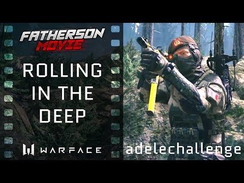 "Warface - Adele - Rolling In The Deep (AWM & ПП-2000 ""Карбон"")"