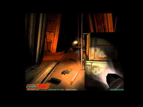DOOM 3 resurrection of evil level 1 todo con trucos