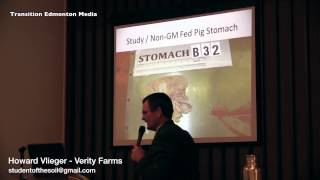 The ill Effects of Glyphosate - Can We Farm Without it? - Howard Vlieger