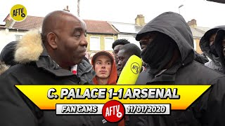 Crystal Palace 1-1 Arsenal | Aubameyang Was Reckless & Has Hurt The Team! (Kenny Ken)