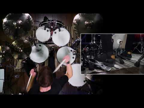 Nirvana - Drum  Cover - Lithium