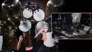 Nirvana - Drum  Cover - Lithium