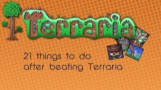 25* things to do after you beat Terraria
