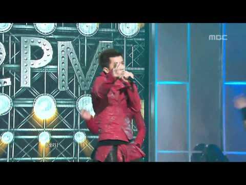 2PM  Ill Be Back, 투피엠  아윌 비 백, Music Core 20101030
