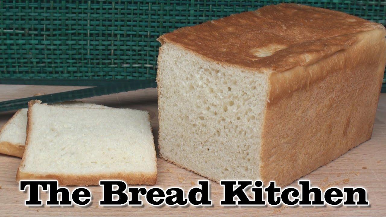Sandwich Loaf Pain De Mie Recipe The Bread Kitchen