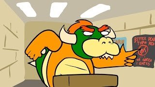 Why Bowser Sucks (Animation)