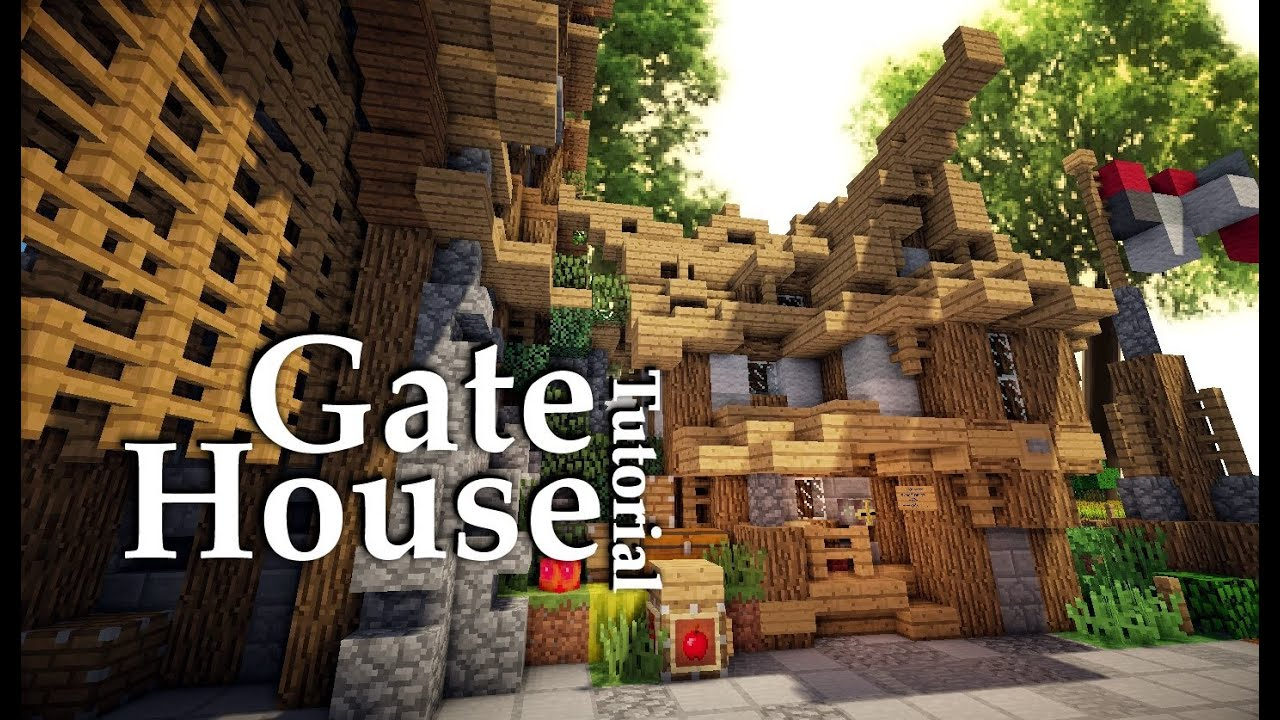 Minecraft: Meval Gate House Tutorial - YouTube on minecraft garage design, minecraft office design, minecraft apartment design, minecraft plot design, minecraft attic design, minecraft store interior design, minecraft medieval wall designs, minecraft mansion design, minecraft barn design, minecraft farm design, minecraft bedroom design, minecraft cozy house, minecraft castle design, minecraft condo design, minecraft cottage design, minecraft farmhouse design, minecraft building design, minecraft loft design, minecraft rooftop design, minecraft hotel design,