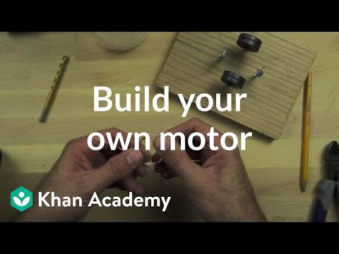 Build your own motor