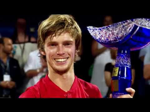 Andrey Rublev Best Shots & Moments in 2017