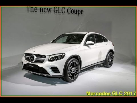 Mercedes Glc 2017 Benz 300 Coupe Reviews Specs And Price