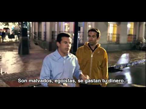 Si Fueras Yo (The Change Up). Spot de TV.   Doovi