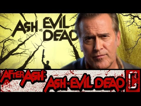 Bruce Campbell of Ash Vs. Evil Dead Interview - After Ash