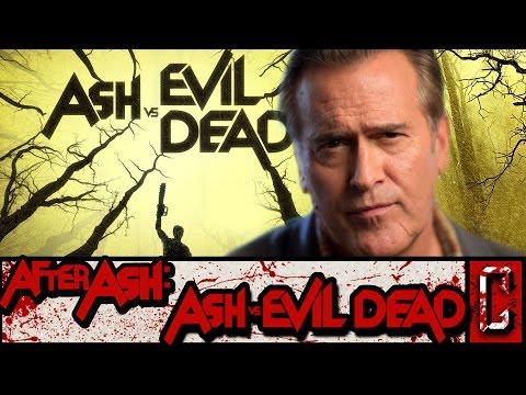 Bruce Campbell of Ash Vs. Evil Dead Interview - After Ash