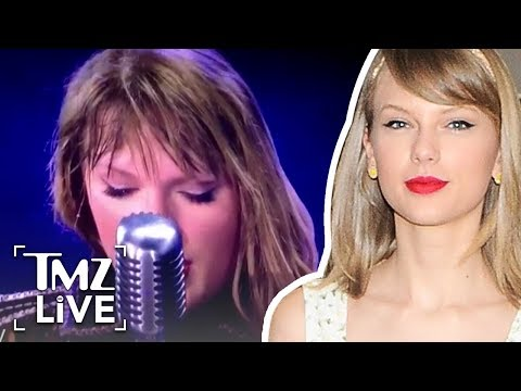 Taylor Swift Gets Super Emotional | TMZ...