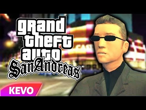 GTA: San Andreas But We Pull Off A Casino Heist