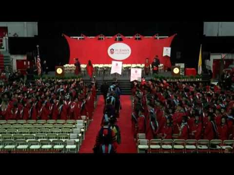 The School of Education Commencement for Graduate Programs