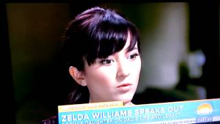 Zelda Williams Young Hollywood