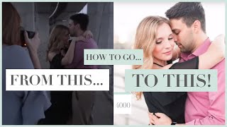 Free educational video from two very different Engagement Sessions!