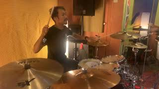 Padu!! Akram Floor88 tunjuk Skill main Drum - Roadblok Hatiku