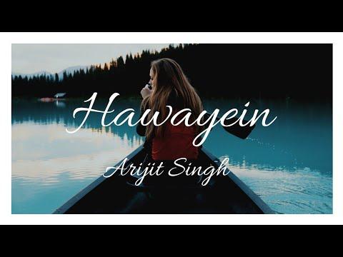 Download Hawayein || Arijit Singh || Pritam || SRK || Jab Harry Met Sejal || Romantic Video ||4k