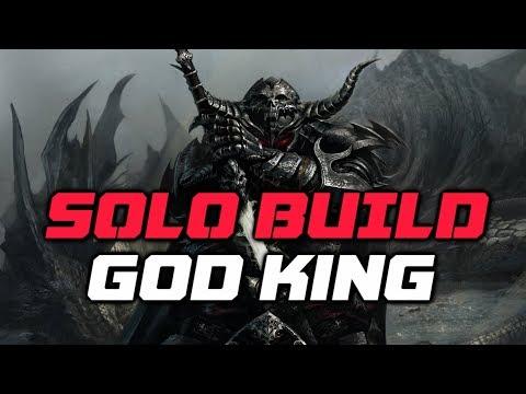 Solo Honour Build: God King Knight - Divinity Original Sin 2