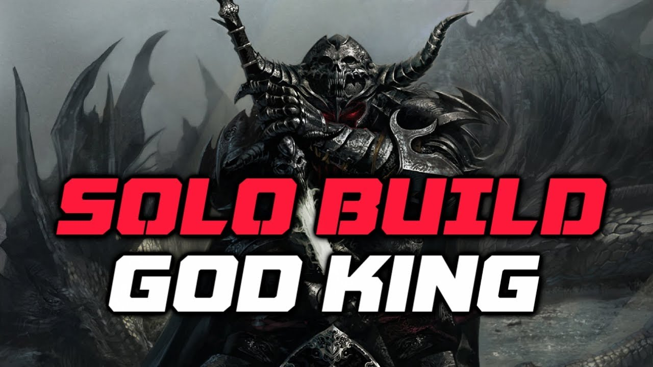 Solo Honour Build: God King Knight - Divinity Original Sin 2 Guide