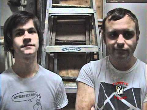 Tera Melos interviewed in Sacramento, California Part # 2