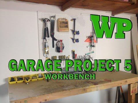 Garage Project 5 – Workbench
