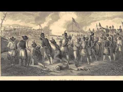 The Battle Of New Orleans (The 8th Of January)