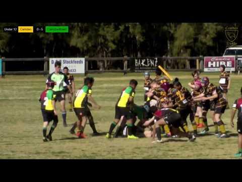 Camden Rugby U12s & U15s v Campbelltown