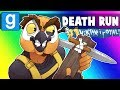 Gmod Death Run Funny Moments - Fortnite Map! (Garry's Mod)