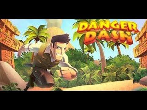 Danger Dash HD GamePlay