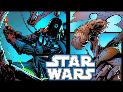 How Darth Vader FACED the Queen of Geonosis(CANON) - Star Wars Comics Explained
