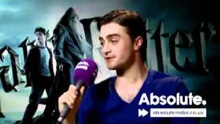 Absolute Radio;Daniel Radcliffe