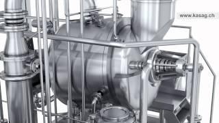 Batch Kochanlage / Batch cooking plant KASAG LANGNAU AG