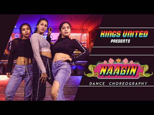 Naagin - Vayu, Aastha Gill, Akasa, Puri | Dance Choreography || The Kings