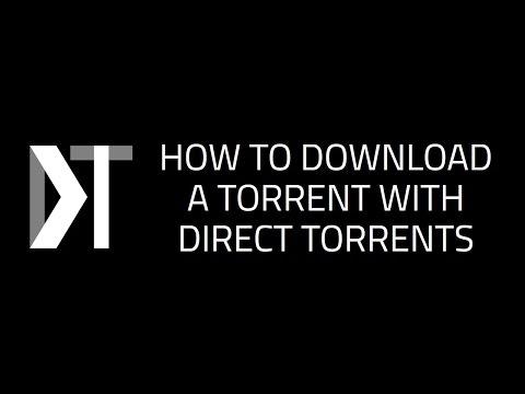 torrent convert to direct download