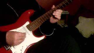 Papa Kahte Hain Bada naam karega Guitar Instrumental  {:-)